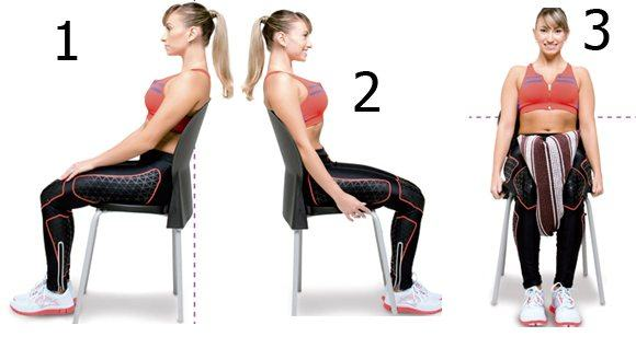 Exercícios especiais após a gravidez