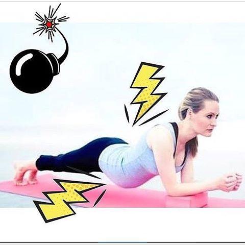 Prancha na gravidez - exercício que deve ser evitado