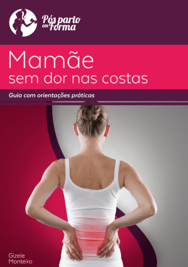 3 exercícios para aliviar a dor nas costas das mamães