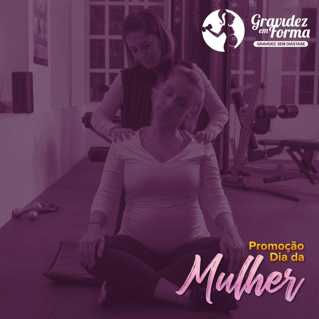 Mães Sem Diástase comemora Dia das Mulheres com promoção