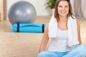 Como voltar a forma depois da gravidez