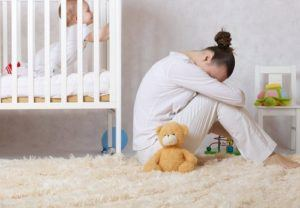 Depressão pós-parto e o corpo em forma