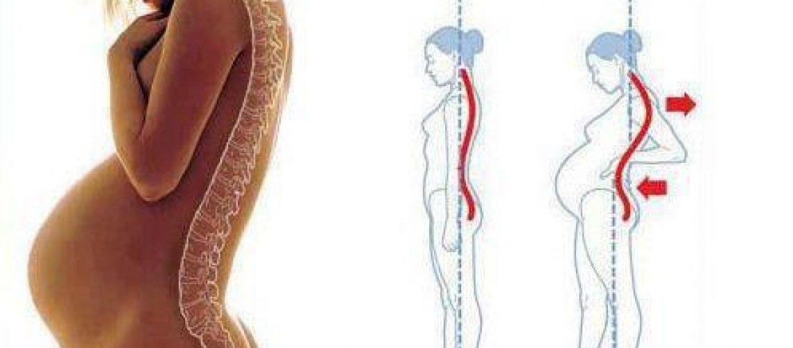 Postura na gravidez