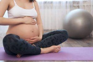Benefício dos exercícios na gravidez